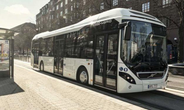 11 autobusów hybrydowych Volvo trafi do Krosna