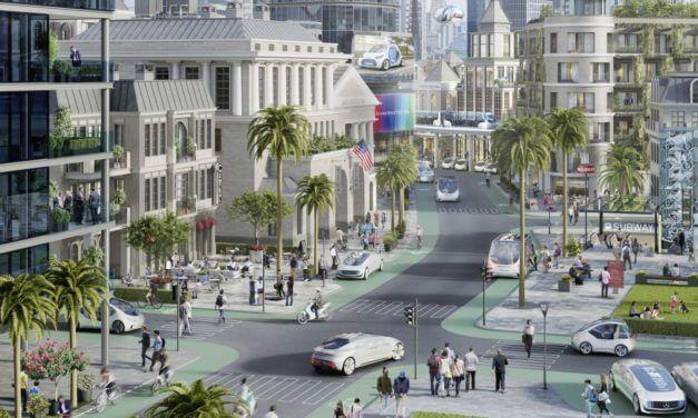 Kalifornia miastem pilotażowym dla autonomicznej jazdy