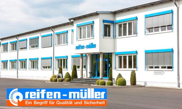 Reifen-Müller przejęte przez Hankook Tire