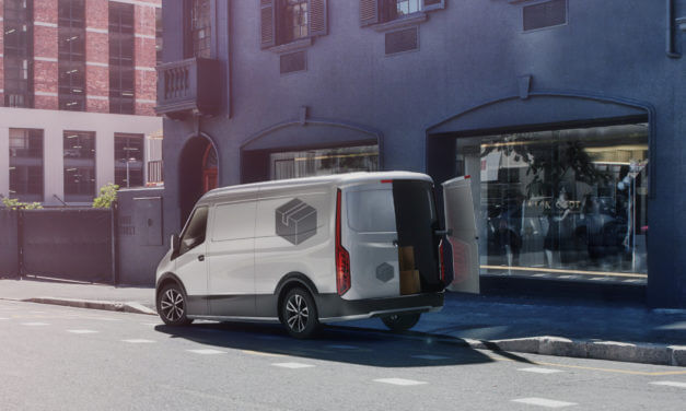 Elektryczny napęd Bosch do pojazdów ciężarowych