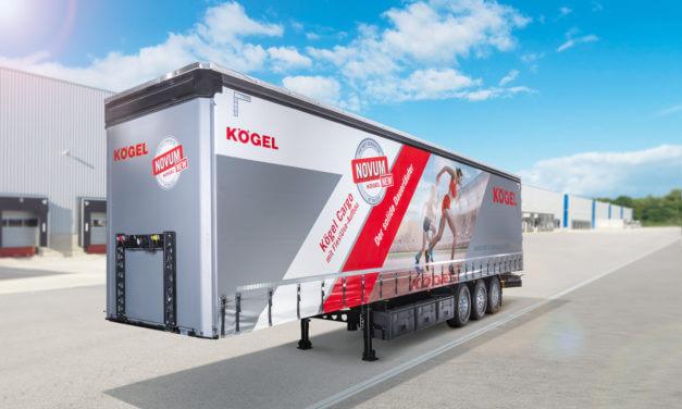 Naczepa Kögel Cargo teraz w generacji NOVUM