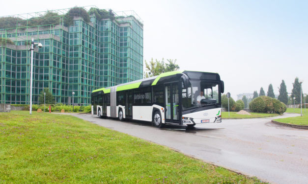 Nowe Solarisy dla MPK-Łódź