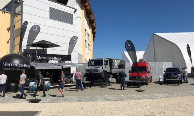 Mercedes-Benz Polska na ENERGETAB