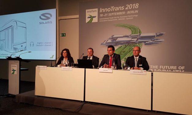 Solaris na InnoTrans 2018