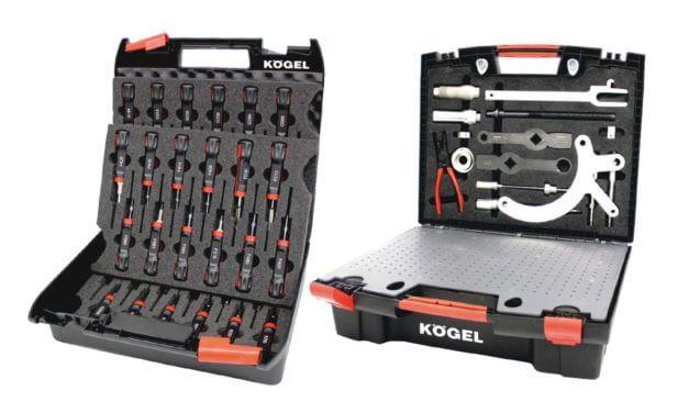 Nowe walizki narzędziowe od Kögel