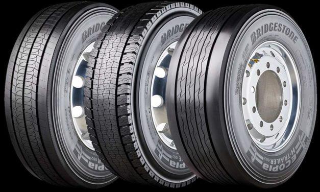 Bridgestone Ecopia H002 obniża TCO w trudnych warunkach