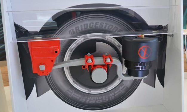 Inteligentne zawieszenie pneumatyczne Firestone