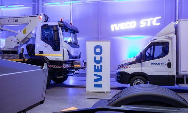 Otwarcie nowego autoryzowanego salonu i serwisu Iveco w Rzeszowie