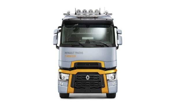 Renault Trucks wprowadziło na rynek model T 2019