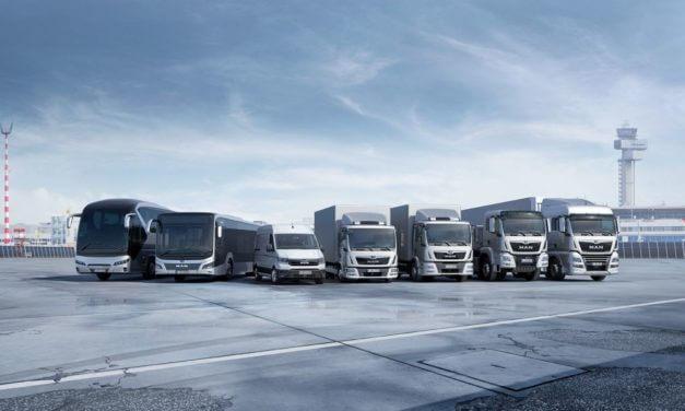 Kolejny rekordowy rok dla MAN Truck & Bus Polska