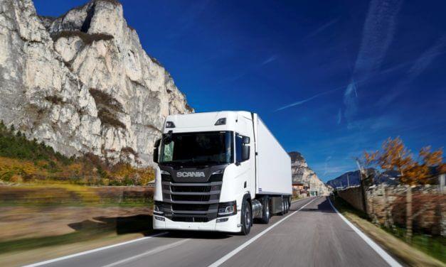 10 ciągników Scania na gaz w Epo-Trans