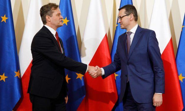 Mercedes-Benz Cars zbuduje fabrykę baterii w Jaworze na Dolnym Śląsku