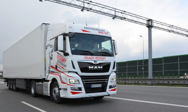 Nasz test: MAN TGX EfficientLine 3 X-Lion