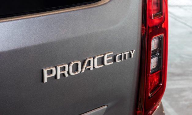 Toyota Proace City w nowych promocyjnych cenach