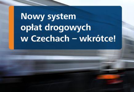 Czechy zmieniają system myta