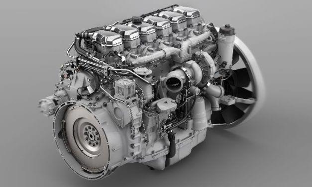 Scania wprowadza 540-konną wersję silnika 13-litrowego
