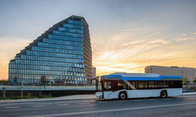 Solaris największym producentem na europejskim rynku autobusów elektrycznych