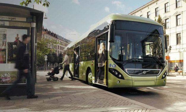 Główne atrakcje Volvo podczas Busworld