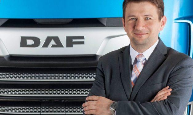 Nowy Dyrektor Zarządzający DAF Trucks Polska