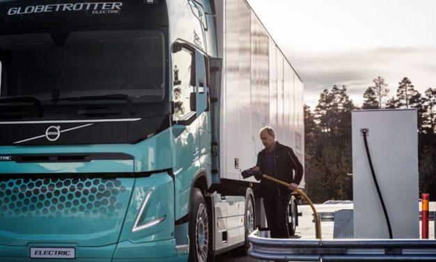 Volvo prezentuje koncepcyjne elektryczne samochody ciężarowe