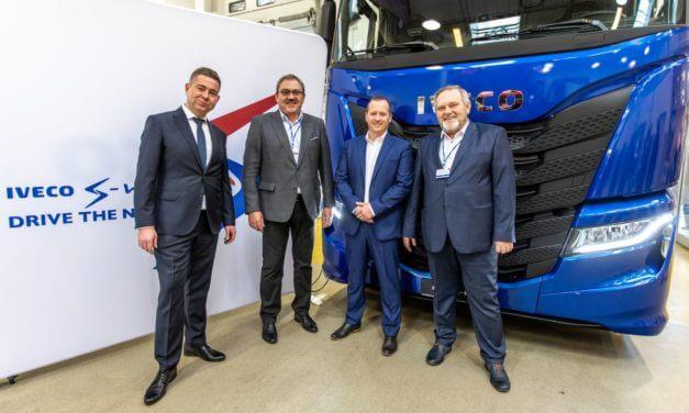 Iveco Poland oraz Agromex podpisali umowę