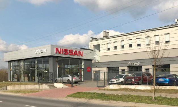 Nowy salon i serwis Nissana w Kielcach