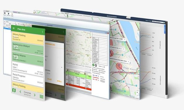 Zarządzanie w transporcie przez systemy TMS