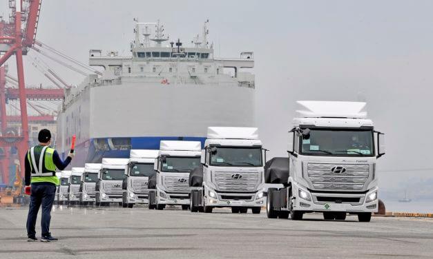 1600 wodorowych Hyundaiów dla Szwajcarii