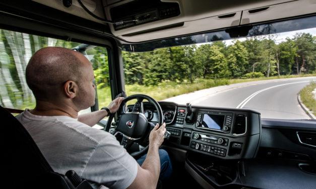 Szkolenia kierowców Scanii online