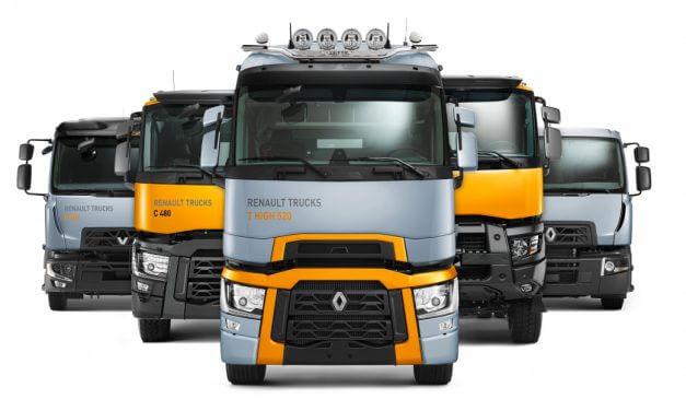 Renault Trucks przygotowuje plan wyjścia z kryzysu spowodowanego pandemią COVID-19