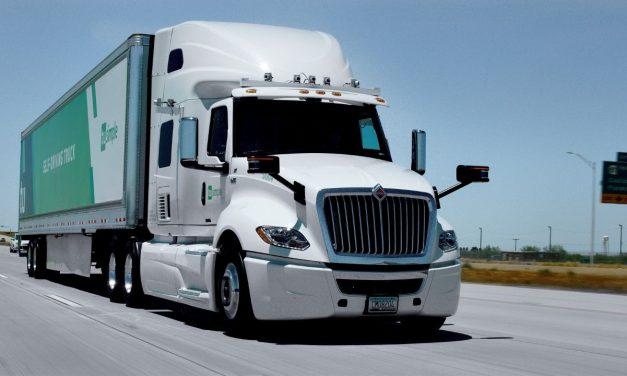 Goodyear, TuSimple i autonomiczne ciężarówki
