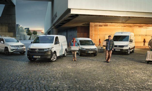 Volkswagen Samochody Dostawcze podsumowuje rok 2020