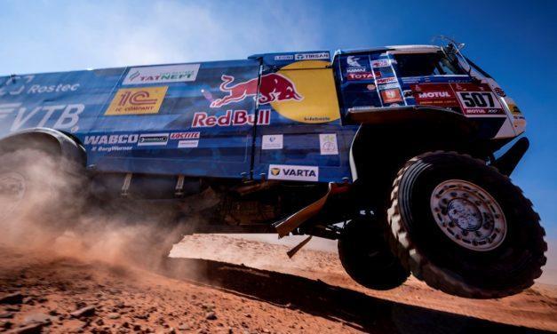 Kamaz wygrywa Dakar – potrójnie!